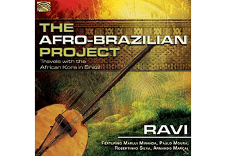 The Afro-brazilian Project - The Afro-Bazilian Project - (CD)