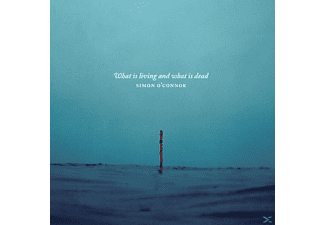 Simon O'connor - What Is Living And What Is Dead - (CD)