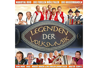 VARIOUS - Legenden der Volksmusik - (CD)