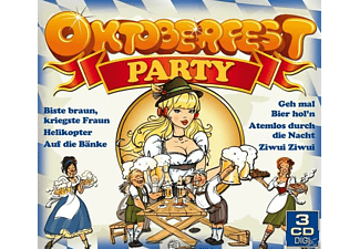 VARIOUS - Oktoberfest Party - (CD)