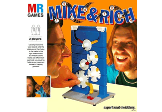 Aphex Twin & Μ-ziq - Mike & Rich: Expert Knob Twiddlers - (CD)