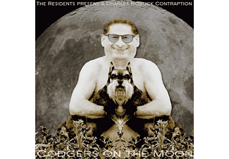 Charles Bobuck - The Residents Present: Codgers On T - (CD)
