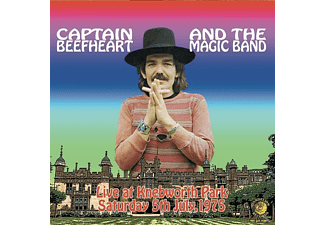 Captain Beefheart & Magic Band - Live At Knebworth 1975 - (CD)