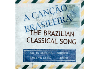 Katia Guedes & Evelyn Ulex - The Brazilian Classical Song - (CD)