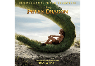 Pete's Dragon OST CD