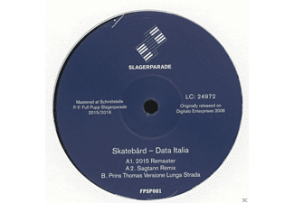 Skateboard - Data Italia (Original Remaster & Remixes) - (Vinyl)
