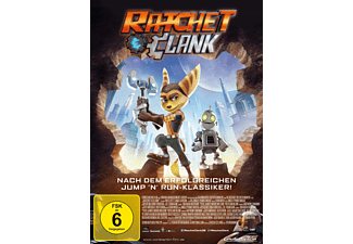 Ratchet & Clank Animation/Zeichentrick DVD