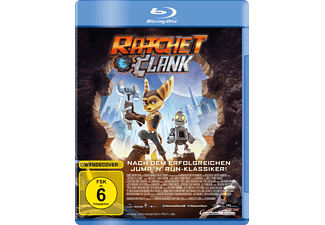 Ratchet & Clank - (Blu-ray)