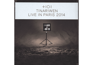 Tinariwen - Live In Paris 2014 (2lp+Mp3) [LP + Download]