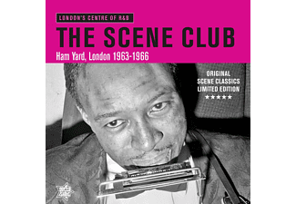 VARIOUS - THE SCENE CLUB HAM YARD LONDON 1963-66 - (Vinyl)