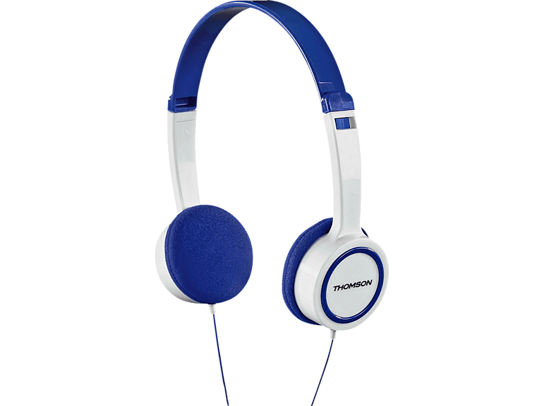 THOMSON HED1105, On-ear Kopfhörer  Blau