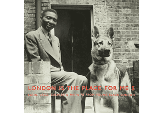 VARIOUS - London Is The Place For Me 5-Afro-Cubism, Calypso, H - (Vinyl)