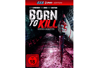 Born to Kill - Uncut Box-Edition - (DVD)