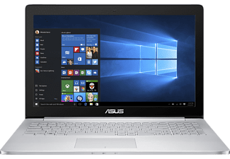 ASUS ZenBook UX501VW-FY122T, Ultrabook mit 15.6 Zoll Display, Core™ i7 Prozessor, 8 GB RAM, 1 TB HDD, 128 GB SSD, GeForce GTX 960M, Dunkelgrau