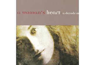 VARIOUS - A Woman's Heart - A Decade On - (CD)
