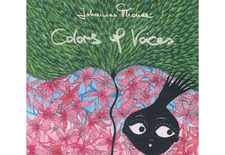 Johannes Thoma - Colors of Voices - (CD)