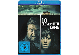 10 Cloverfield Lane - (Blu-ray)