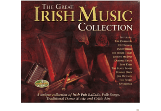VARIOUS - Irish Music For The Millennium - (CD)