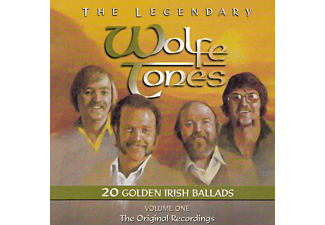 The Wolfe Tones - 20 Golden Irish Ballads (Vol.1) - (CD)