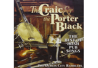 Dublin City Ramblers - The Craic & The Porter Black - The Best Of Irish Pub Songs - (CD)