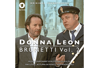 Stefan Schulzki, Njamy Sitson - Donna Leon Brunetti Vol.2 - (CD)
