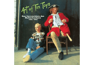 Art Of Tiny Toys - Das Vermächtnis des Mutterkuchens - (LP + Download)