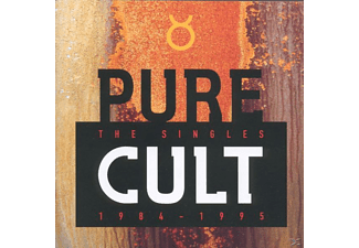 The Cult - Pure Cult-Singles 84-95 - (CD)