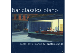 VARIOUS - Bar Classics Piano - (CD)