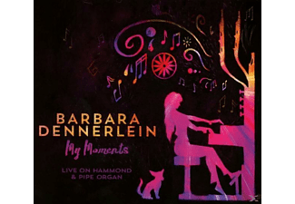 Barbara Dennerlein - My Moments - (CD)