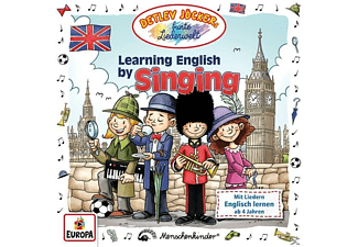 Detlev Jöcker - Learning English by Singing - (CD)
