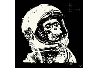 Neil Trio Cowley - Spacebound Apes - (Vinyl)