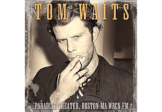 Tom Waits - Paradise Theater,Boston Ma WBCN FM - (CD)