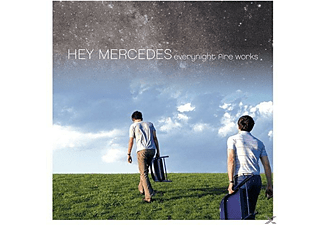Hey Mercedes - Everynight Fire Works - (CD)