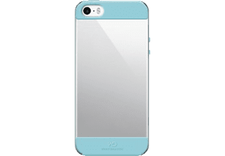 WHITE DIAMONDS Innocence Clear Handyhülle, California Turquoise, passend für Apple iPhone 5, iPhone 5s, iPhone SE