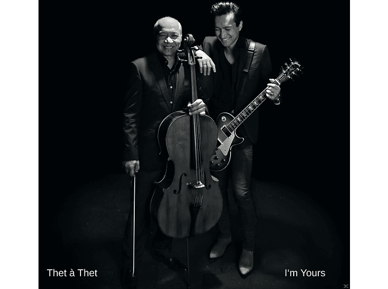 Thet A Thet - I'm Yours [CD]