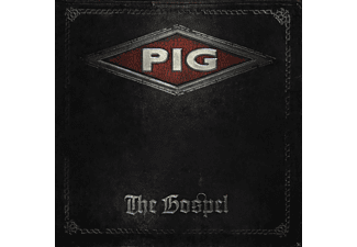 Pig - The Gospel (Double-Vinyl Incl.Bonustrack) - (Vinyl)