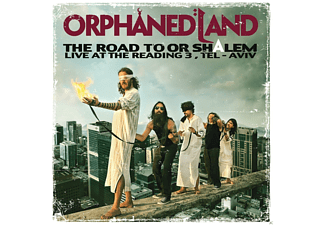 Orphaned Land - The Road To Or-Shalem (Transparent - (Vinyl)