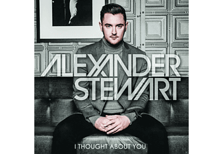 Alexander Stewart - I Thought About You - (CD)