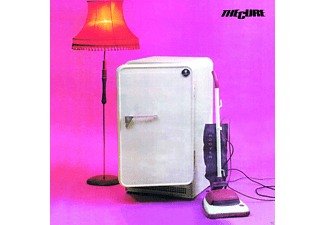 The Cure - Three Imaginary Boys (LP) - (Vinyl)