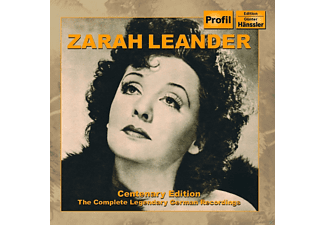 Zarah Leander - Centenary Edition - (CD)