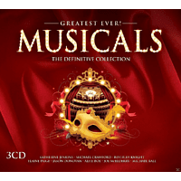 VARIOUS - Musicals-Greatest Ever [CD]