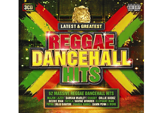 VARIOUS - Reggae Dancehall Hits-Latest & Greatest - (CD)