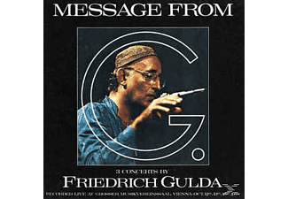 Friedrich Gulda - Message From G - (CD)