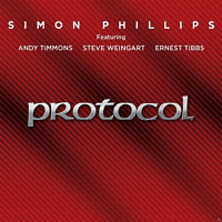 Simon Phillips - Protocol III [Vinyl]