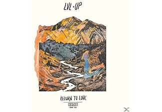 Lvl Up - Return To Love - (CD)