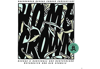 VARIOUS - Homegrown Compilation - (CD)