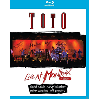 Toto - Live At Montreux 1991 [Blu-ray]
