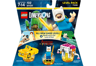 LEGO DIMENSIONS Level Pack Adventure Time Spielfiguren