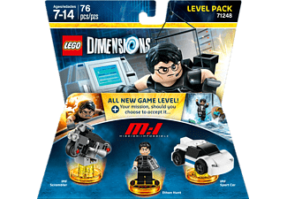WB INTERACTIVE ENTERTAINMENT FIGURE LEGO DIMENSIONS LP MISSION Spielfiguren