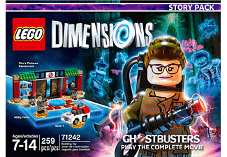 WB Interactive Entertainment Dimensions Story Pack New Ghostbusters Figurines de jeu